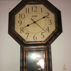 Other - Benrus Wall Clock